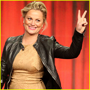 Amy Poehler: 'Parks & Recreation' Ties for Best Comedy at TCA Awards 2013