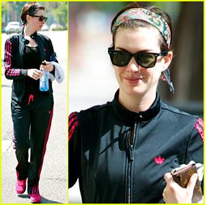Anne Hathaway: 'Interstellar' Begins Filming, Plot Details Released