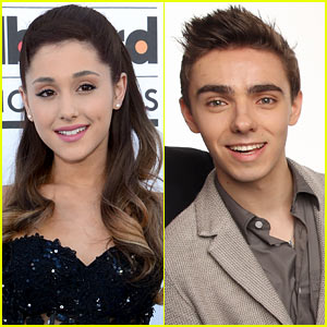 Ariana Grande & The Wanted's Nathan Sykes: New Couple Alert!