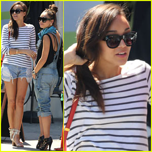 Ashley Madekwe & Cara Santana: Izakaya Lunch Date!