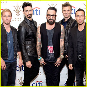 Backstreet Boys: The Grove Concert - Watch Now!
