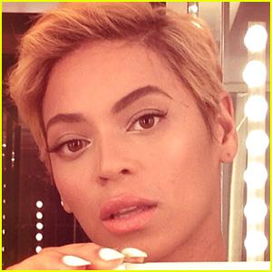 Beyonce Cuts Hair, Debuts New Super Short & Pixie Haircut!