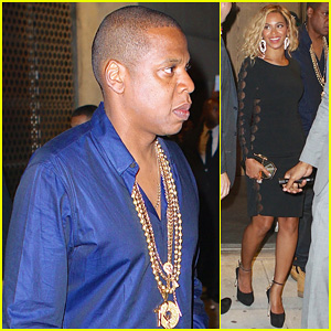 Beyonce & Jay Z - MTV VMAs 2013 After Party!