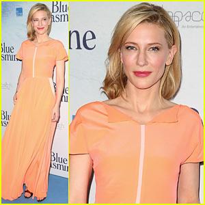 Cate Blanchett: 'Blue Jasmine' Australian Premiere!