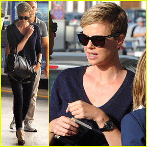 Charlize Theron: Moment to Defeat AIDS is 'Right Now'!