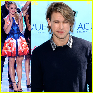 Chord Overstreet & Becca Tobin - Teen Choice Awards 2013