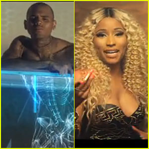 Chris Brown & Nicki Minaj: 'Love More' Music Video - Watch Now!
