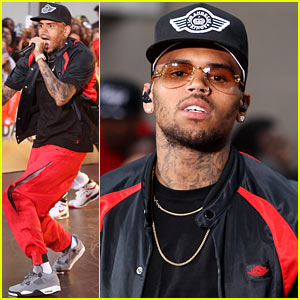 Chris Brown's 'Today' Appearance: 'I'll Continue to Work for My Fans'