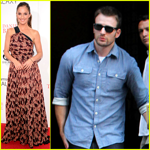 Chris Evans Checks Out of Hotel, Minka Kelly Premieres 'Butler'