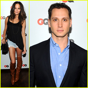 Chrissy Teigen & Matt McGorry: GQ's What to Wear Now Party