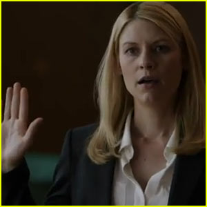 Claire Danes: 'Homeland' Season Three Trailer - Watch Now!