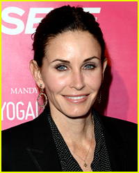 Courteney Cox Breaks Wrist While Vacationing in Mexico