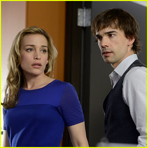 Piper Perabo & Christopher Gorham: 'Covert Affairs' Exclusive Clip - Watch Now!