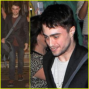 Daniel Radcliffe: 'Horns' Premieres at Toronto Film Festival!