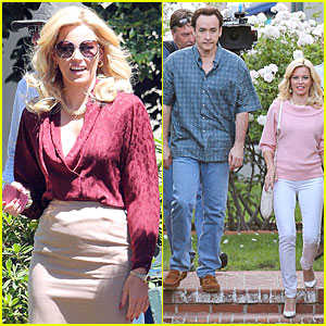 Elizabeth Banks: 'Love & Mercy' Set with John Cusack!