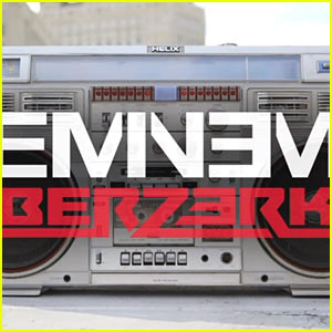 Eminem: 'Berzerk' Full Song & Lyrics- Listen Now!
