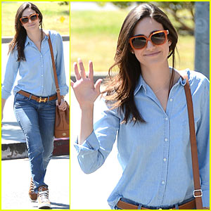 Emmy Rossum: Nesting is a Happy Activity!