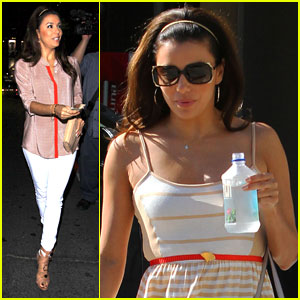 Eva Longoria To Receive Hispanic Heritage Award!