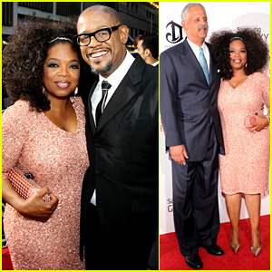 Forest Whitaker & Oprah Winfrey: 'The Butler' NYC Premiere!