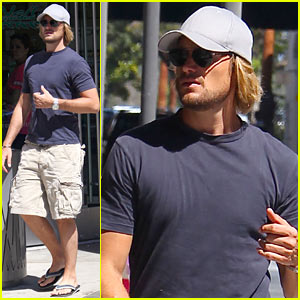 Gabriel Aubry: 38th Birthday Next Week!