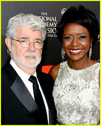 George Lucas & Mellody Hobson Welcome Baby Girl!
