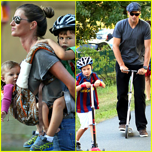 Gisele Tom Brady Children