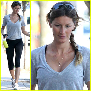 Gisele Bundchen: World's Highest Paid Model of 2013!