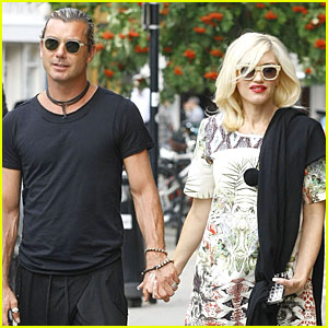 Gwen Stefani & Gavin Rossdale: Lunch with the Parents!