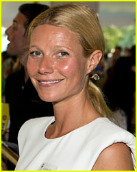 Gwyneth Paltrow Eats Only Veggies at Carb Filled Family Dinner