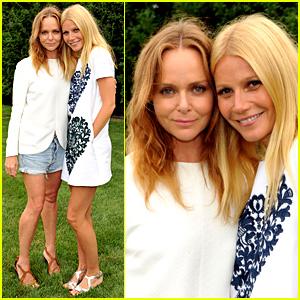 Gwyneth Paltrow: Goop Garden Party with Stella McCartney!