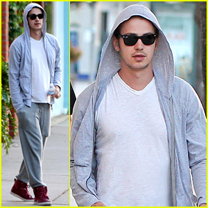 Hayden Christensen Looks Relaxed After Massage Parlor Visit