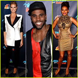 Heidi Klum & Mel B: 'America's Got Talent' Third Results Show!