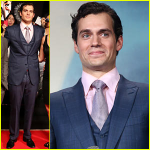 Henry Cavill: 'Man of Steel' Japan Premiere!