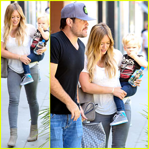 Hilary Duff & Mike Comrie: We Definitely Want More Kids!