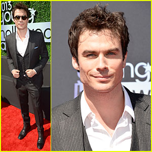 Ian Somerhalder - Young Hollywood Awards 2013 Red Carpet