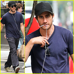 Jake Gyllenhaal Set for 'Inside the Actor's Studio' Appearance!