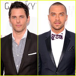 James Marsden & Jesse Williams: 'The Butler' NYC Premiere!