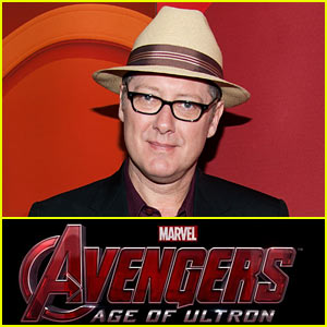 James Spader: Ultron in 'Avengers: Age of Ultron'!