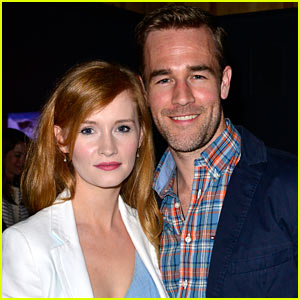 James Van Der Beek: Expecting Third Child with Wife Kimberly!