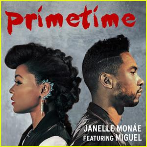 Janelle Monáe & Miguel: 'PrimeTime' - Listen Now!