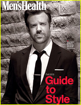 Jason Sudeikis Covers Men's Health's Style Guide Fall 2013