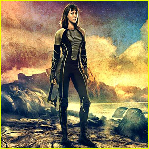 Jena Malone as Johanna: 'Hunger Games' Victor's Poster!