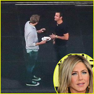 Jennifer Aniston Throws Justin Theroux Star-Studded Birthday Bash