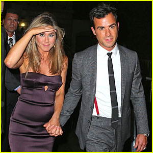 Jennifer Aniston & Justin Theroux: 'We're the Millers' After Party!