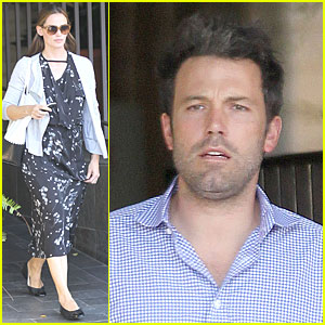 Jennifer Garner: Ben Affleck's 'Live by Night' Won't Have Lindsay Lohan