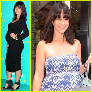 Jennifer Love Hewitt Flaunts Baby Bump for Pampers Event