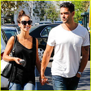 Jesse Metcalfe & Cara Santana: We Took the Time to Get to Know Each Other