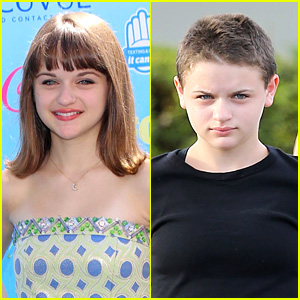 Joey King Debuts Super Short Haircut for 'Wish I Was Here'