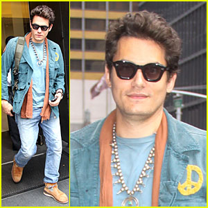 John Mayer: 'Paradise Valley' Album Drops Today!