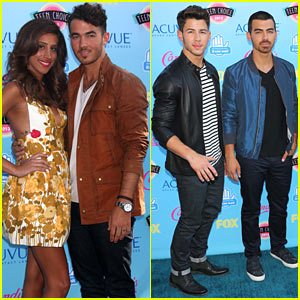 Jonas Brothers - Teen Choice Awards 2013